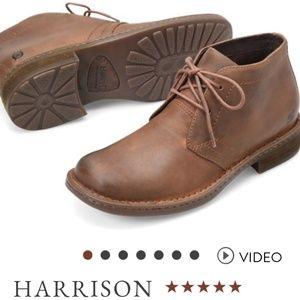 Men's Born leather boots